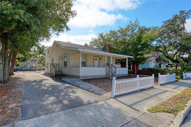 807 Turner Street, Clearwater, FL 33756 (MLS #U8085604) :: Florida Real Estate Sellers at Keller Williams Realty