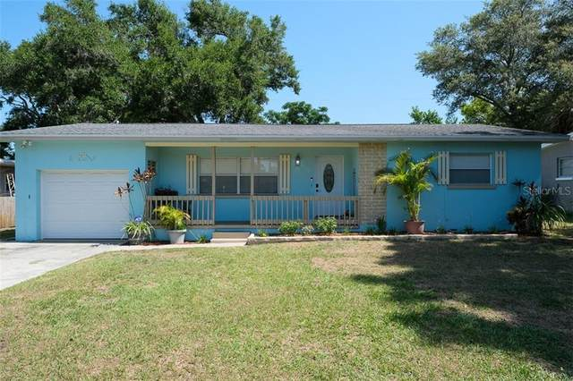 1404 Seabreeze Street, Clearwater, FL 33756 (MLS #U8085613) :: Florida Real Estate Sellers at Keller Williams Realty