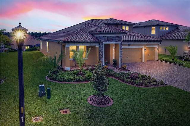 3957 Aquilla Drive, Lakeland, FL 33810 (MLS #U8085620) :: Gate Arty & the Group - Keller Williams Realty Smart