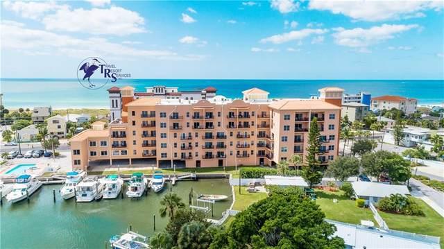 13235 Gulf Boulevard #313, Madeira Beach, FL 33708 (MLS #U8085633) :: Sarasota Gulf Coast Realtors