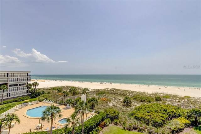 4450 Gulf Boulevard #512, St Pete Beach, FL 33706 (MLS #U8085634) :: Medway Realty