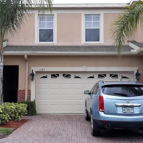 1483 Hillview Lane, Tarpon Springs, FL 34689 (MLS #U8085643) :: Sarasota Gulf Coast Realtors