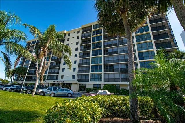 7100 Sunshine Skyway Lane S #205, St Petersburg, FL 33711 (MLS #U8085696) :: Griffin Group