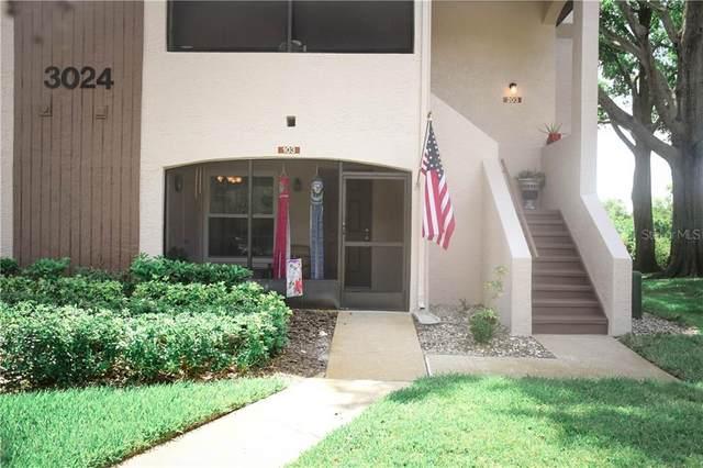 3024 Bonaventure Circle #103, Palm Harbor, FL 34684 (MLS #U8085715) :: Premium Properties Real Estate Services