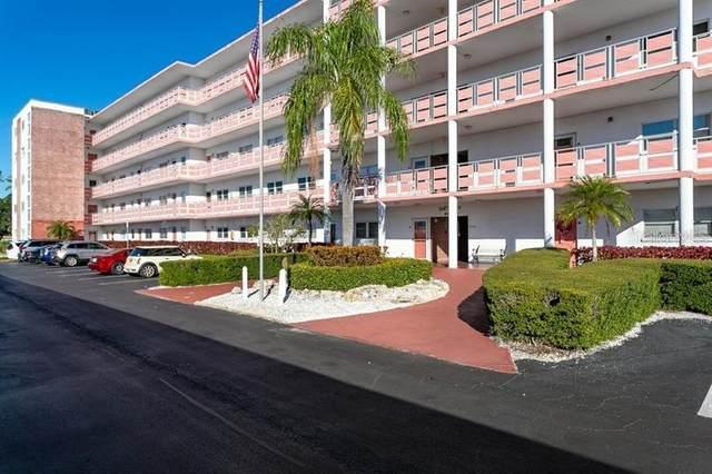 5501 80TH Street N #302, St Petersburg, FL 33709 (MLS #U8085734) :: Burwell Real Estate