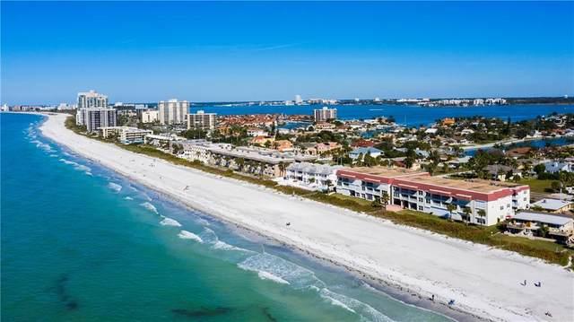 2900 Gulf Boulevard #206, Belleair Beach, FL 33786 (MLS #U8085741) :: Charles Rutenberg Realty