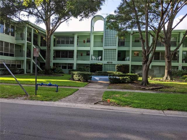 4819 8TH Avenue N #108, St Petersburg, FL 33713 (MLS #U8085755) :: The Figueroa Team