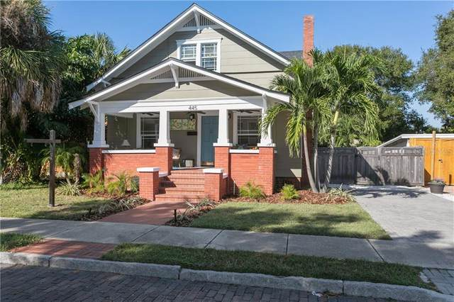 445 12TH Avenue N, St Petersburg, FL 33701 (MLS #U8085761) :: Team Buky