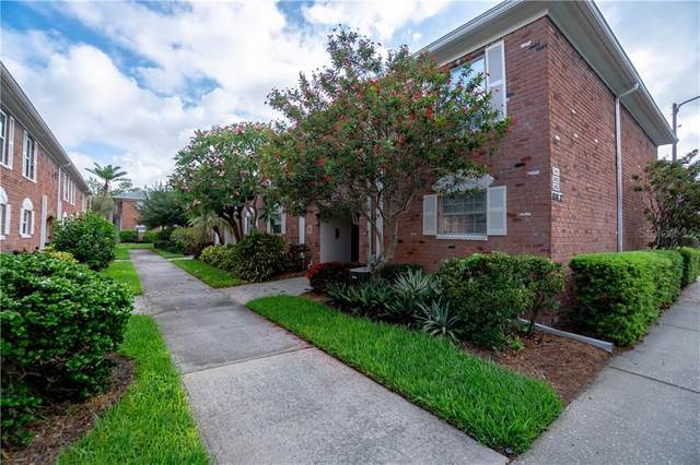 3465 41ST Terrace S #205, St Petersburg, FL 33711 (MLS #U8085763) :: Griffin Group