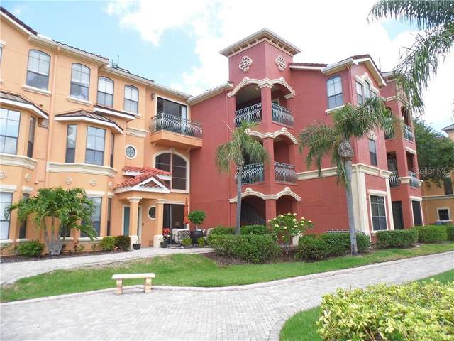 2741 Via Cipriani 932A, Clearwater, FL 33764 (MLS #U8085809) :: Griffin Group