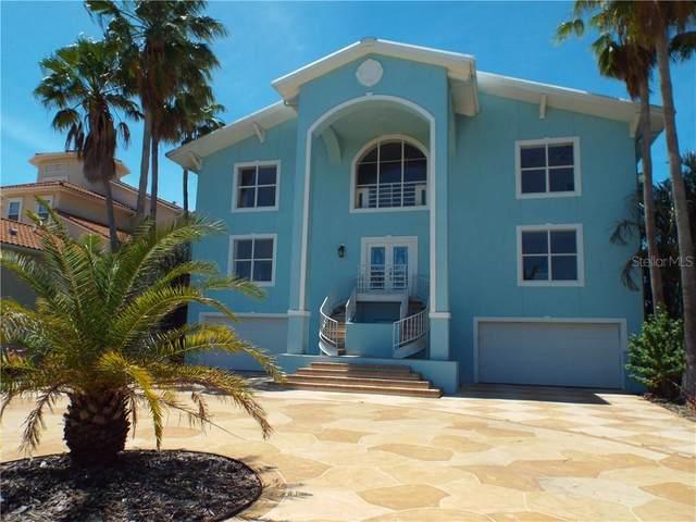 6706 Surfside Boulevard, Apollo Beach, FL 33572 (MLS #U8085825) :: Griffin Group