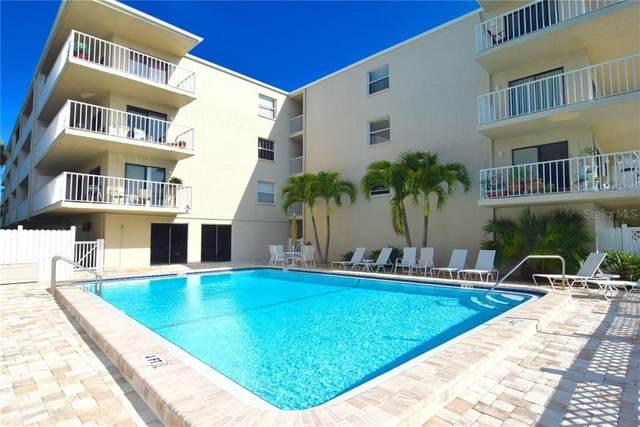 719 Pinellas Bayway S #211, Tierra Verde, FL 33715 (MLS #U8085827) :: Griffin Group