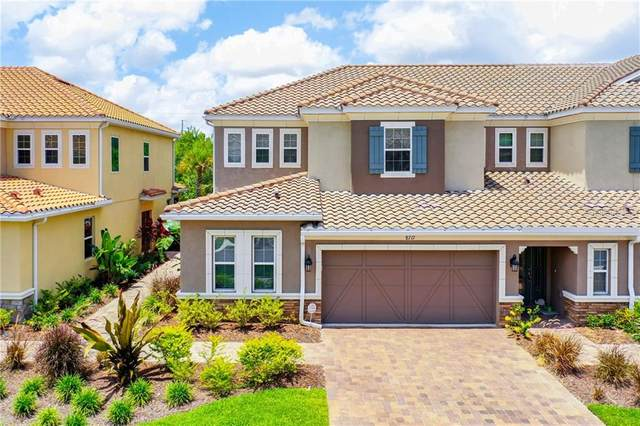 8717 Terracina Lake Drive, Tampa, FL 33625 (MLS #U8085839) :: Team Bohannon Keller Williams, Tampa Properties