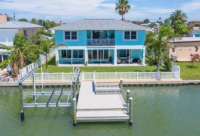 16120 4TH Street E, Redington Beach, FL 33708 (MLS #U8085935) :: Your Florida House Team