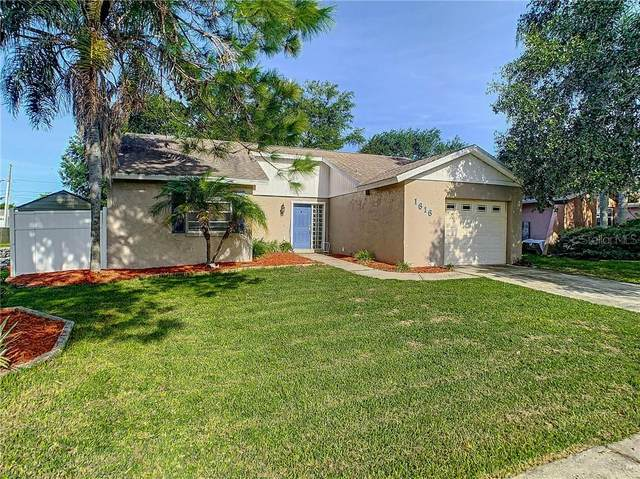 1616 Saint Catherine Drive E, Dunedin, FL 34698 (MLS #U8085986) :: Dalton Wade Real Estate Group