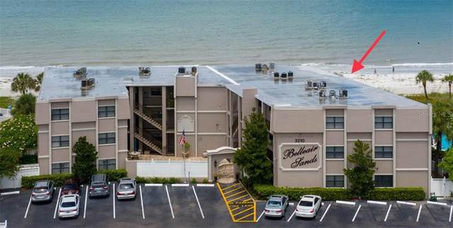 3210 Gulf Boulevard #306, Belleair Beach, FL 33786 (MLS #U8086027) :: Team Borham at Keller Williams Realty