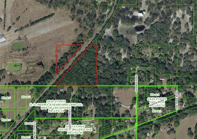 Address Not Published, Dade City, FL 33523 (MLS #U8086038) :: Pepine Realty