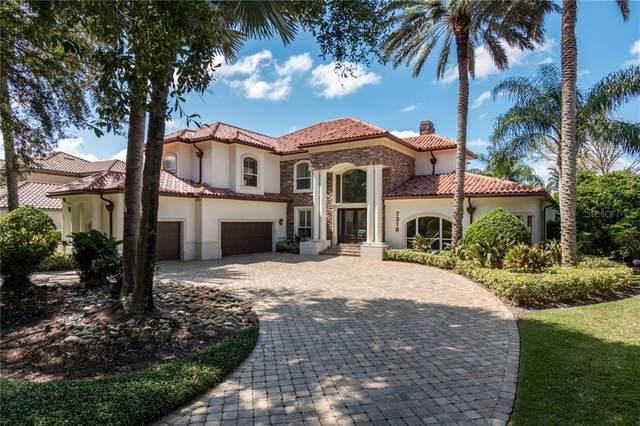7318 Sawgrass Point Drive N, Pinellas Park, FL 33782 (MLS #U8086053) :: Burwell Real Estate