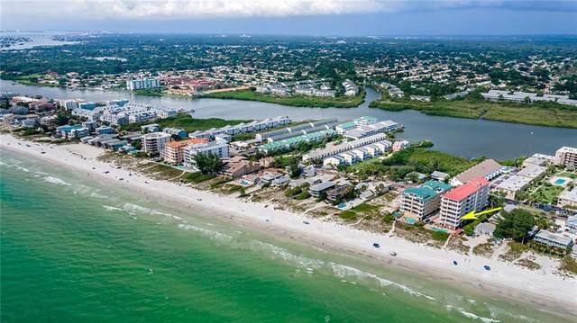 19730 Gulf Boulevard #300, Indian Shores, FL 33785 (MLS #U8086066) :: Lockhart & Walseth Team, Realtors