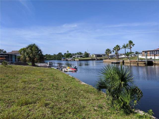 12611 1ST Isle, Port Richey, FL 34667 (MLS #U8086099) :: Pepine Realty