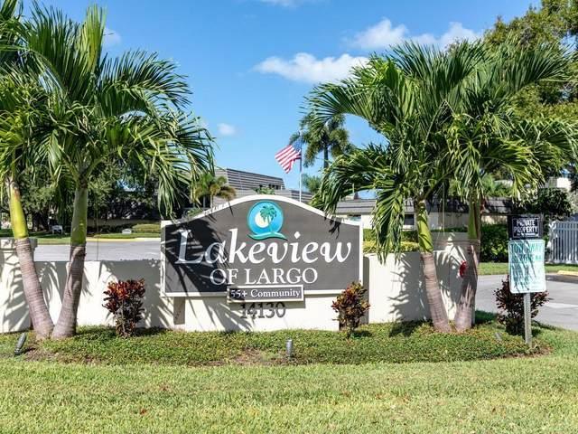14130 Rosemary Lane #4303, Largo, FL 33774 (MLS #U8086114) :: Zarghami Group