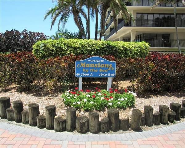 7600 Bayshore Drive #207, Treasure Island, FL 33706 (MLS #U8086179) :: Medway Realty