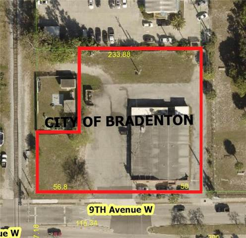420 Martin Luther King Jr Avenue W, Bradenton, FL 34205 (MLS #U8086190) :: Team Borham at Keller Williams Realty
