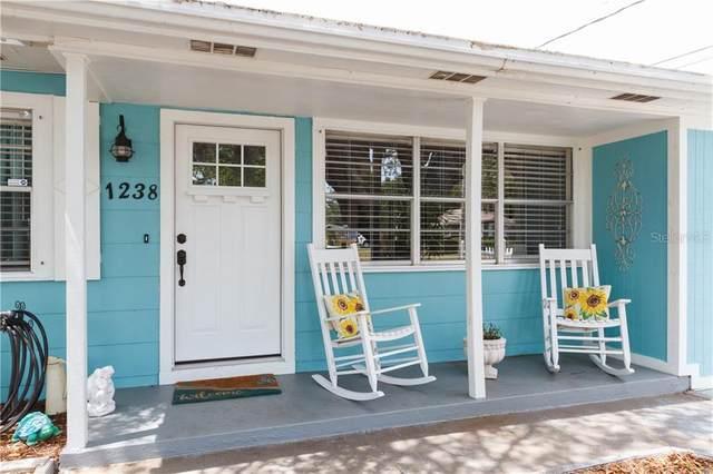 1238 Bellevue Boulevard, Clearwater, FL 33756 (MLS #U8086191) :: Lucido Global