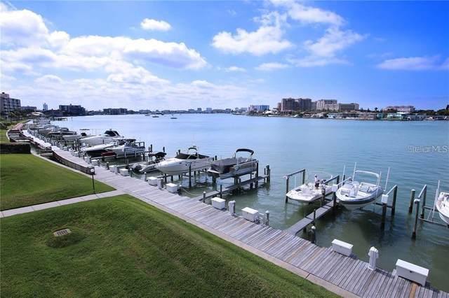 680 Island Way #310, Clearwater, FL 33767 (MLS #U8086212) :: Premium Properties Real Estate Services