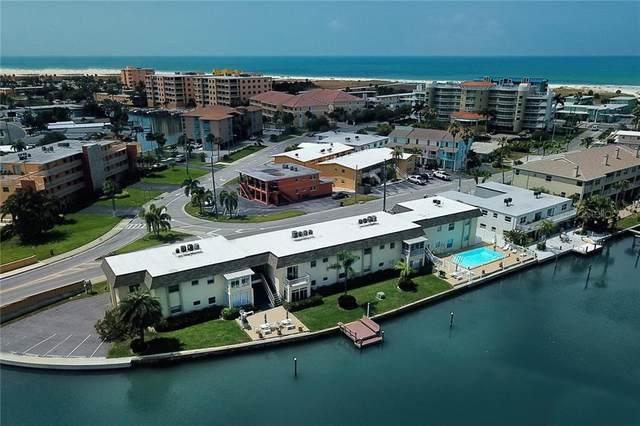 184 117 Avenue N #14, Treasure Island, FL 33706 (MLS #U8086217) :: Baird Realty Group
