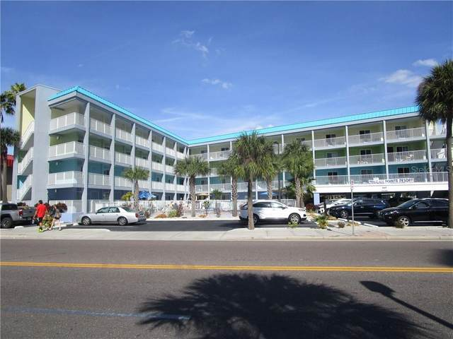 445 S Gulfview Boulevard #226, Clearwater, FL 33767 (MLS #U8086219) :: Gate Arty & the Group - Keller Williams Realty Smart