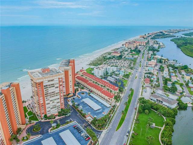 17920 Gulf Boulevard #406, Redington Shores, FL 33708 (MLS #U8086257) :: Lockhart & Walseth Team, Realtors