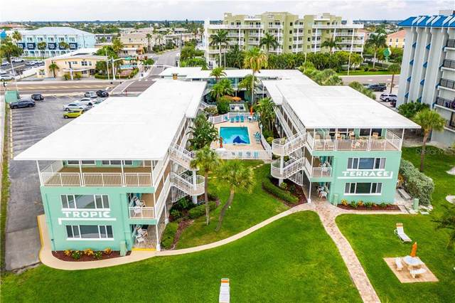 11730 Gulf Boulevard #45, Treasure Island, FL 33706 (MLS #U8086372) :: Baird Realty Group