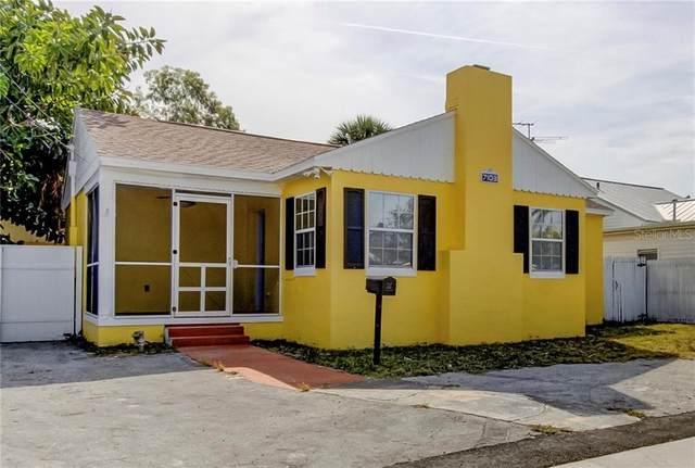 7103 Blind Pass Road, St Pete Beach, FL 33706 (MLS #U8086376) :: Baird Realty Group