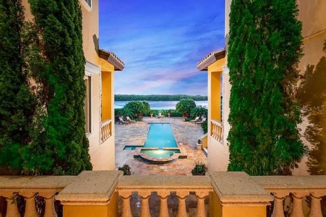 2155 Oceanview Drive, Tierra Verde, FL 33715 (MLS #U8086424) :: Lockhart & Walseth Team, Realtors