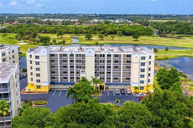 1200 Country Club Drive #6104, Largo, FL 33771 (MLS #U8086527) :: Griffin Group