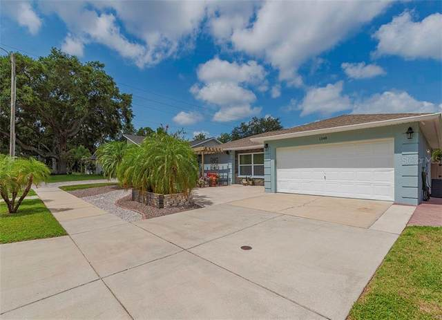 1340 Hales Hollow Drive, Dunedin, FL 34698 (MLS #U8086549) :: Team Bohannon Keller Williams, Tampa Properties