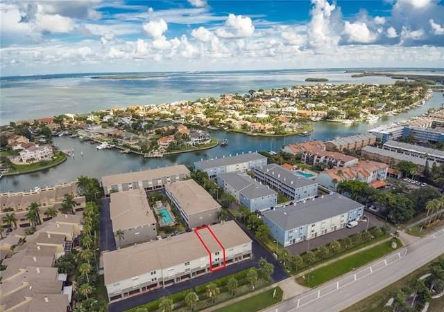 521 Pinellas Bayway S #407, Tierra Verde, FL 33715 (MLS #U8086565) :: Lockhart & Walseth Team, Realtors