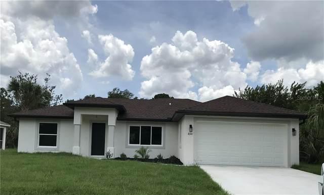 8341 Rocliff Avenue, North Port, FL 34287 (MLS #U8086630) :: Delgado Home Team at Keller Williams