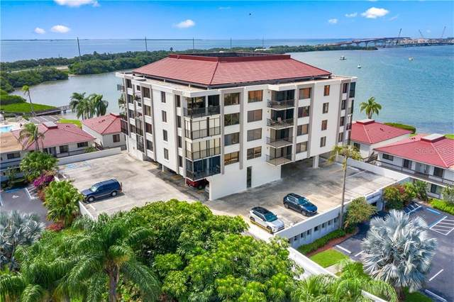 6361 Bahia Del Mar Boulevard #303, St Petersburg, FL 33715 (MLS #U8086632) :: Baird Realty Group