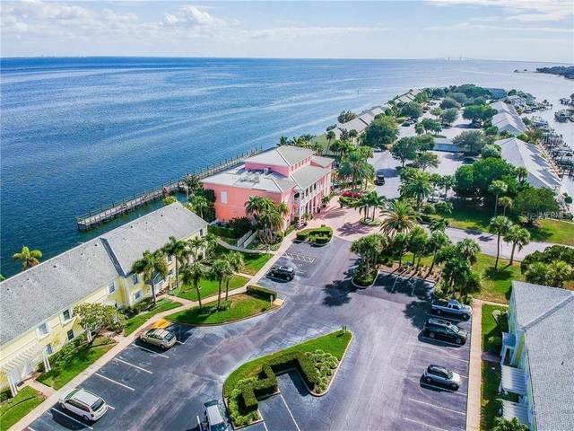 4827 Coquina Key Drive SE D, St Petersburg, FL 33705 (MLS #U8086638) :: Team Pepka