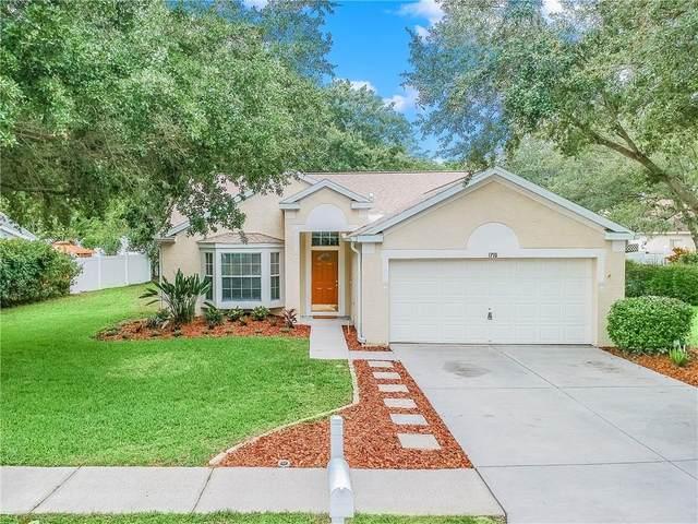 1710 Hunter Lane, Tarpon Springs, FL 34689 (MLS #U8086700) :: Alpha Equity Team