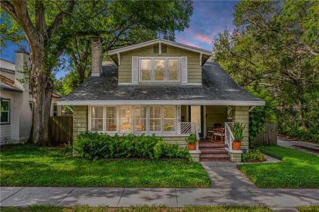 850 23RD Avenue N, St Petersburg, FL 33704 (MLS #U8086722) :: Cartwright Realty