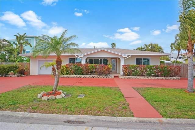601 Boca Ciega Isle Drive, St Pete Beach, FL 33706 (MLS #U8086817) :: Baird Realty Group