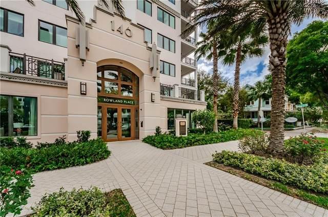 146 4TH Avenue NE #402, St Petersburg, FL 33701 (MLS #U8087046) :: The Light Team