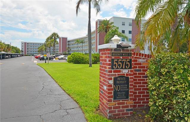 5575 Gulf Boulevard #124, St Pete Beach, FL 33706 (MLS #U8087057) :: Griffin Group