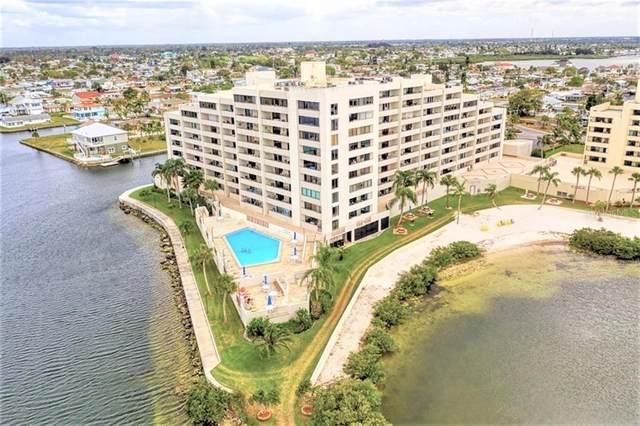 6035 Sea Ranch Drive #306, Hudson, FL 34667 (MLS #U8087230) :: Alpha Equity Team
