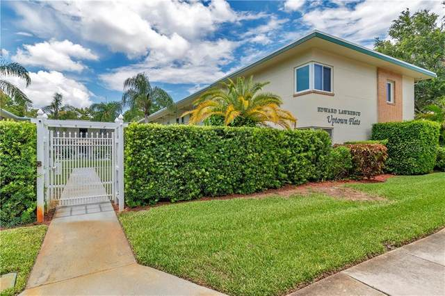527 9TH Avenue N #15, St Petersburg, FL 33701 (MLS #U8087390) :: Delta Realty Int