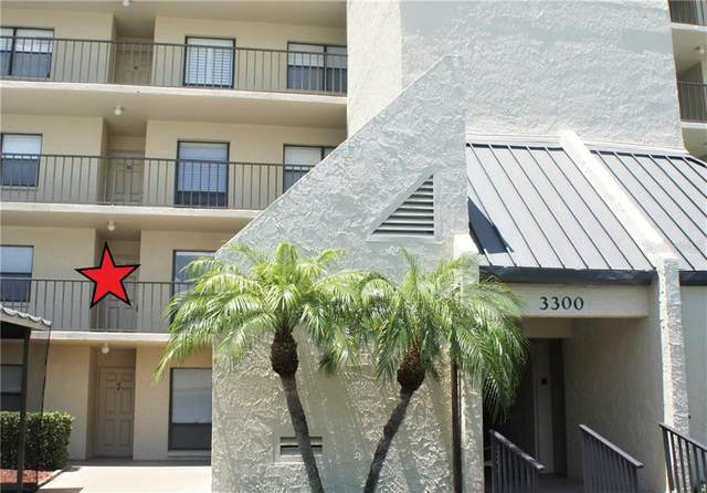 3300 Cove Cay Drive 2C, Clearwater, FL 33760 (MLS #U8087505) :: Premium Properties Real Estate Services