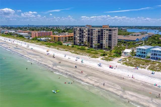 900 Gulf Boulevard #1105, Indian Rocks Beach, FL 33785 (MLS #U8087730) :: Lockhart & Walseth Team, Realtors